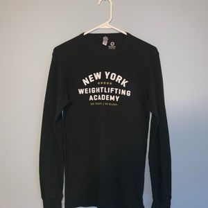 New York Weightlifting Academy NYWA Long Sleeve